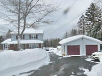 PRIVATE LOT IN FALL RIVER W/DETACHED DBL GARAGE! WOW!