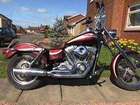 Harley Davidson 103 Dyna