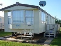 6 Berth clean & cosy caravan for hire ~ Golden Sands, Ingoldmells ~ £50 Deposit secures holiday