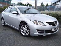 Mazda 6 2.0 diesel 6 speed manual