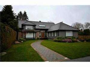 Luxury & Spacious House for Rent in Vancouver West