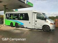 TVAC Mini Bus with Campervan Conversion