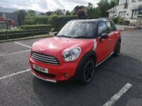 Mini, COUNTRYMAN, Hatchback, 2011, Manual, 1598 (cc), 5 doors