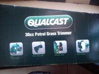 quancast grasss trimmer