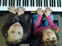 Awesome piano lessons in Nelson!