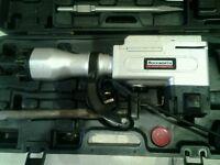 Rockworth ARPD1700 240V 1700w breaker / jackhammer with new extra chisels