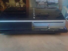 Sony PlayStation 3 Games console, 60gb .ReAdvertised.