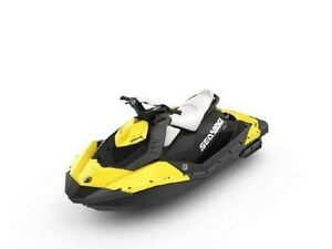 2015 Sea-Doo Spark 3Up-low hours