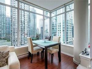 Coal Harbour 3 Bedroom 1200SQFT