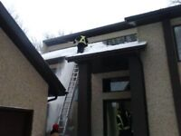 Roof Snow Removal - Call/Text 204-802-5339