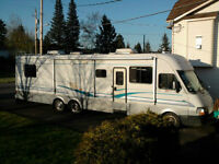 1996 Kountry Aire 37' Class A Motorhome - Great Condition