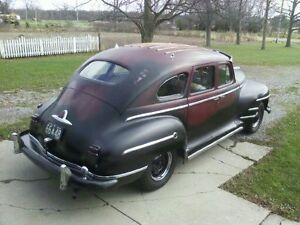 1948 Plymouth Special Deluxe Custom