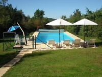 Cottage with swimming pool in Perigord near Sarlat Lascaux