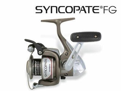 Shimano Syncopate 2500FG Front Drag Spinning Reel  SC2500FG Trigger Cast -