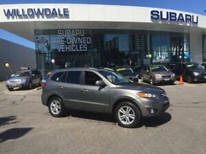 2011 Hyundai Santa Fe GL 3.5L V6 AWD No Accident, One Owner HWY