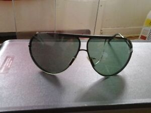 EMPORIO ARMANI FRAME FOR AVIATOR SUNGLASSES MADE IN ITALY