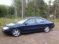 2001 Ford Taurus CERTIFIED