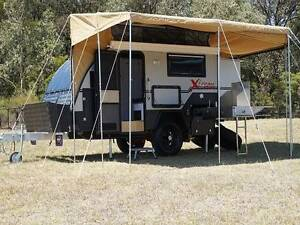 BRAND NEW 2017 12 Ft Extreme 4x4 Off Road Pop Top Caravan Condell Park Bankstown Area Preview