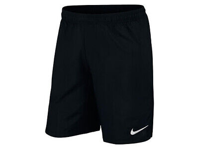 Gents Nike Park Knit Dri Fit Mens Sports Football Gym Sports Shorts Black Large