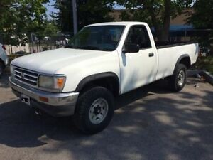 1993 Toyota T100 SR5 Other