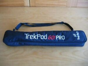 Trekpod Go! Pro 123 Travel Monopod-Tripod-Hiking Staff (Black)