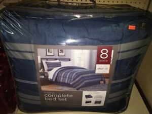 Bed in a Bag - FULL in size - MUSKOKA LIQUIDATION
