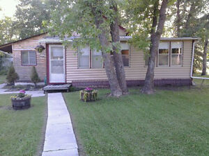 Cottage Rental, Winnipeg Beach area (Ponemah).