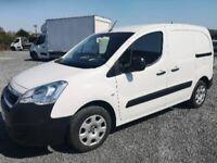 Peugeot, PARTNER, Panel Van, 2018, Manual, 1560 (cc)