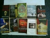 16 book bundle