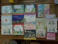 Collection of Angelina Ballerina Books