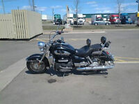 Triumph Rocket 3 Touring motorcycle for sale.