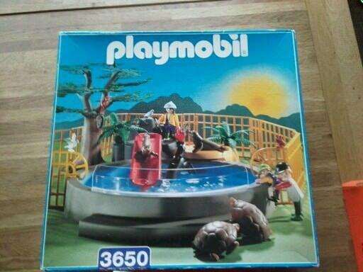 Playmobil Seal Pool 3650