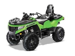Frame and clean title arctic cat