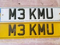 Bmw m3 number plate