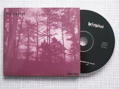Black Metal, Mini - (Hefeystos  Vilce sjen  MINI DIGI  WLR011  von 1997  Folk Black Metal  CD)