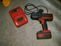 SNAP ON CTEU7850 1/2 impact wrench *spares or repairs*