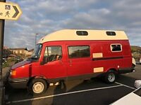 Beautifully converted LDV Motorhome for sale.