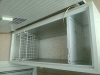 Large chest freezer ideal for commercial use