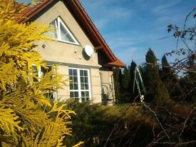 Beautiful detached house located in magical country side in Poland