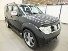 """2008 Nissan Pathfinder, 22"""" rims,audio, new head and timing chain Chuwar Brisbane North West Preview"""