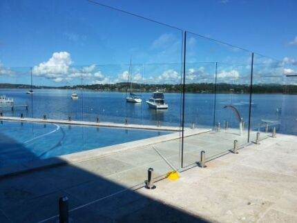 GLASS POOL FENCING SPECIAL Port Stephens Area Preview