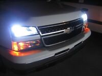 20006 Chevrolet Silverado HID Headlight Kit
