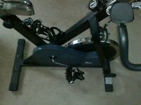 Excellent spinning bike carl lewis