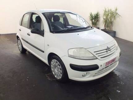 2003 Citroen C3 Exclusive Hatchback