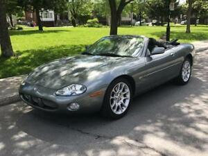 2002 Jaguar XKR Supercharged Convertible