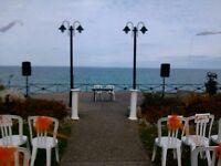 DIY p.a. / dj sound system / stag & doe weddings