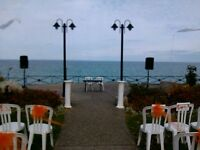 small wedding package / dj services