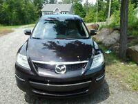 2008 Mazda CX-9 bois et cuir VUS
