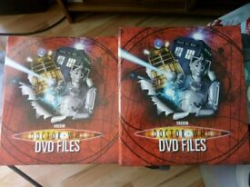 BBC Dr Who DVD Files Complete Set