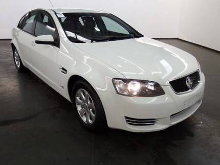 2013 Holden Commodore VE II MY12.5 Omega LPG White 6 Speed Auto Campbellfield Hume Area Preview